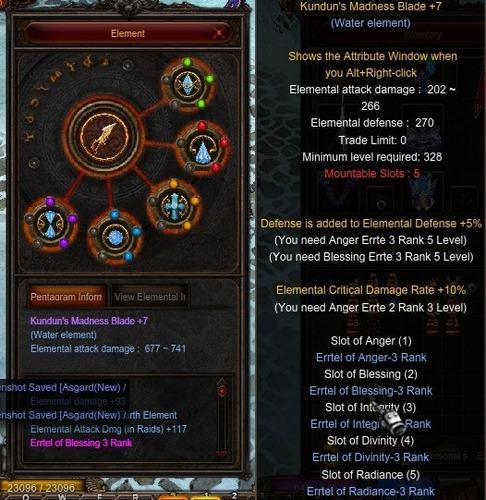 items mu online midgard y asgard