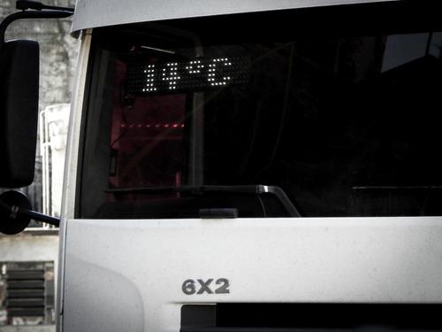 itinerario digital led onibus van caminhao