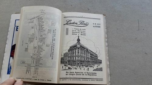 itinerario oficial ferrocarriles invierno 1936