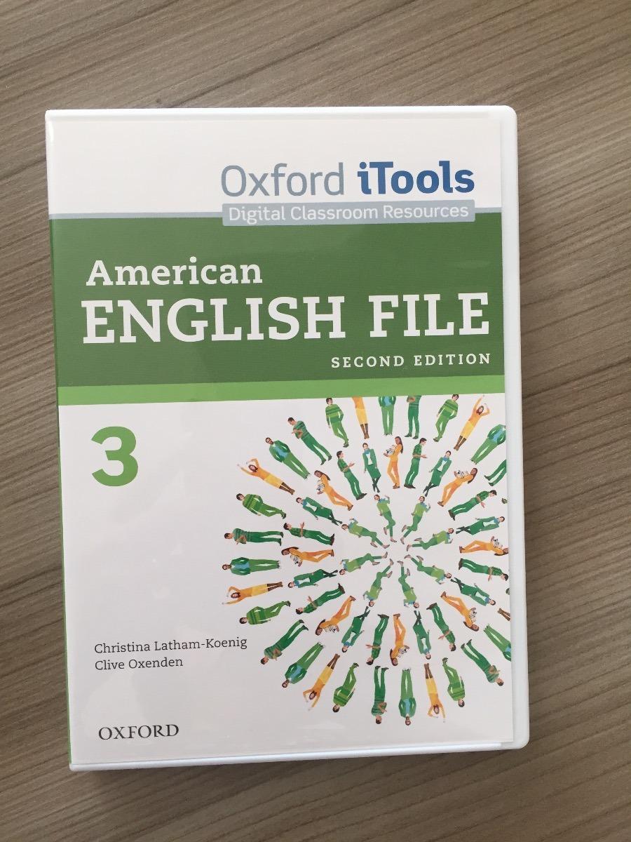 American English File 3 DVD