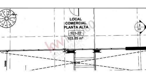 itower aera ejecutiva/comercial 54 m2c zona rio