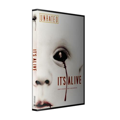 its alive coleccion saga clasica + remake dvd ingles subt es