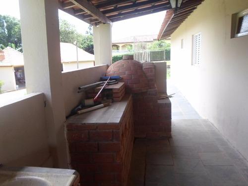 itú- linda chácara c/piscina,salão festas-campo-ref:03929