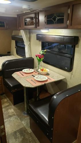 itu trailer - winnebago mod.1706 - 2015 - motor home - y@w2
