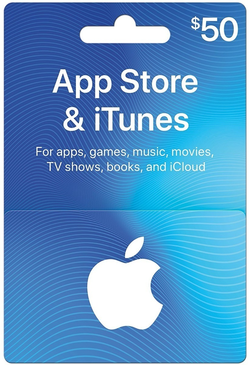 Itunes Gift Card 50 Usd Juegos Musica Apps South Games 2 333
