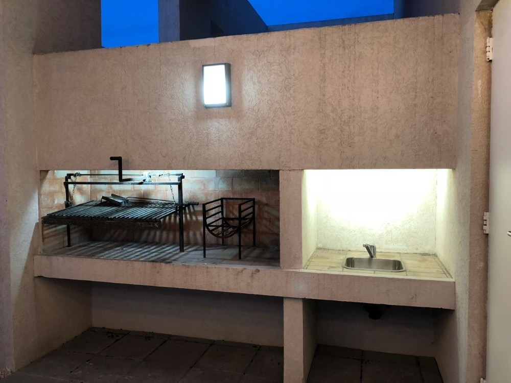 ituzaingo - departamento 3 ambientes con cochera y terraza