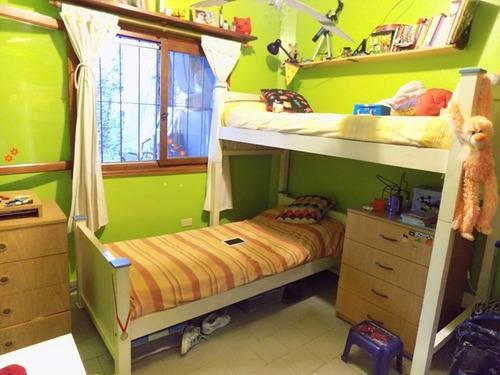ituzaingó norte - casa americana 3 dormitorios cochera n29