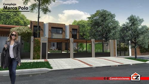 ituzaingo norte - moderno duplex a estrenar - oportunidad