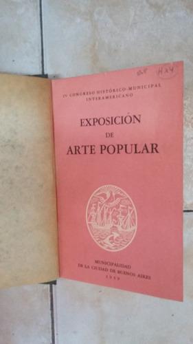 iv congreso historico municipal interamericano- exposiciones