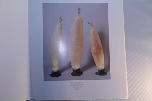 ivan daiber. pura fibra catalogo esculturas