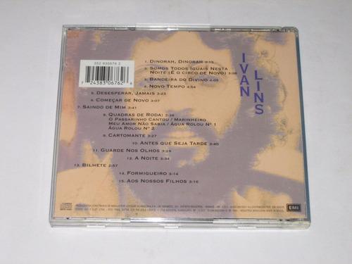 ivan lins - meus momentos - 1994 - cd