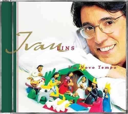 ivan lins um novo tempo cd lacrado original