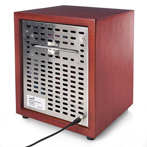 ivation ozone generator purificador de aire, ionizador y