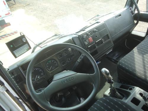 iveco 170e22 eurocargo -  no chassis