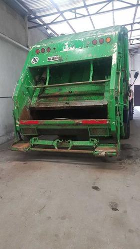 iveco 170e22 rsu año 2011 compactador