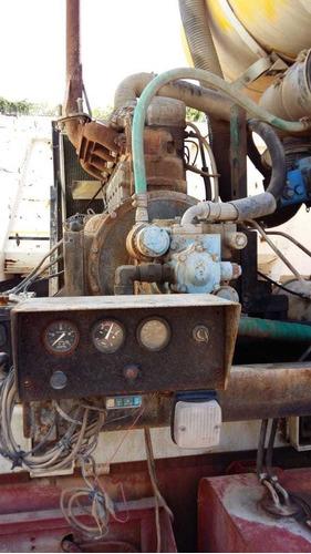 iveco 190.29 6x2 balancin mixer motohormigonero 8m3
