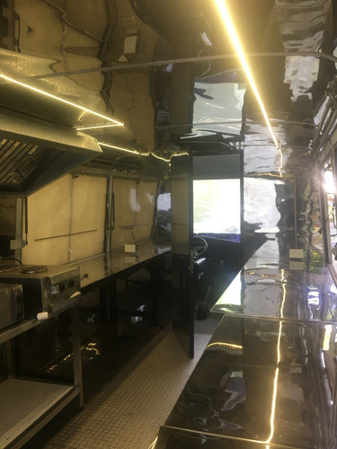iveco 2006 food truck gas y electrico totalmente equipado