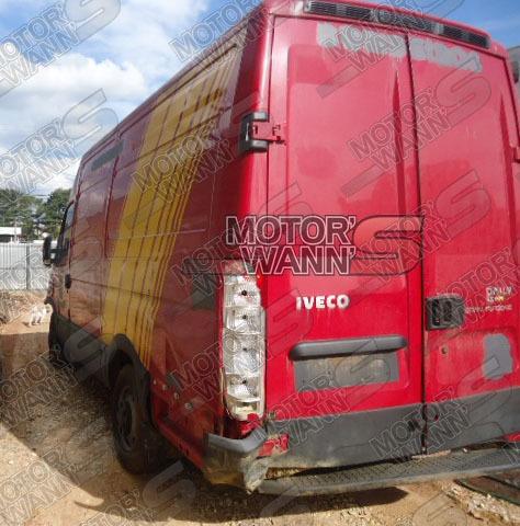 iveco 2010/2010 sucata para retirada de peças