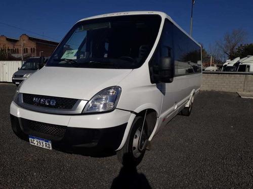 iveco 24+1 eurobus minibus  (no  lo 915 mercedes benz)