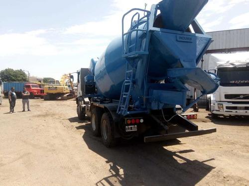 iveco 260e25 6x4 mixer 2010 - entrega y cuotas fijas en $