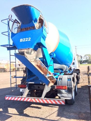iveco 260e28 betoneira 6x4 2013