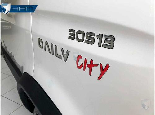 iveco 30s13 daily city baú carroceria refrigerado