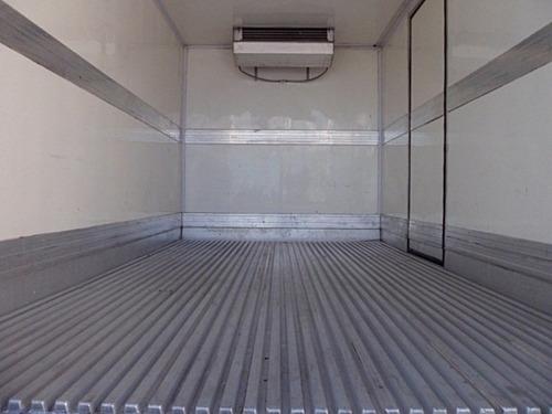 iveco 35 bau refrig  -10º- 2018 zero km entrada r$18.500,00