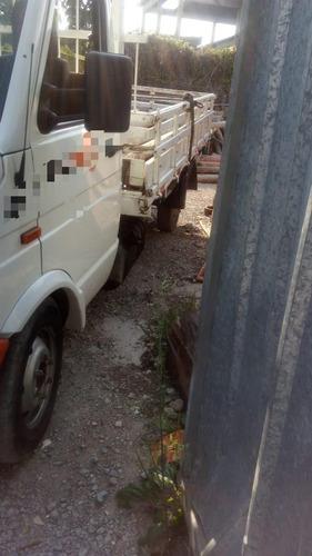iveco  3513  camionete  carroceria  ano 2007