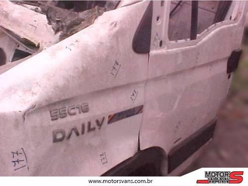 iveco 35c16 - 2009 sucata para retirada de peças