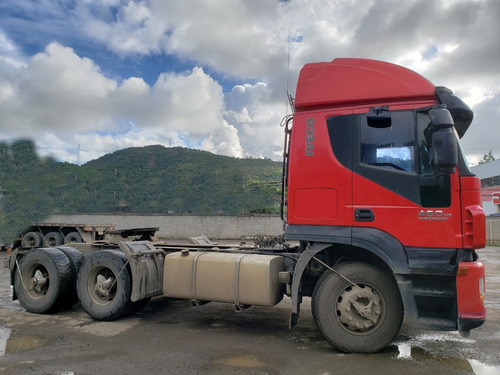 iveco 460 stralis 6x4 ano 2011/12 automático = mb, 2640 2644