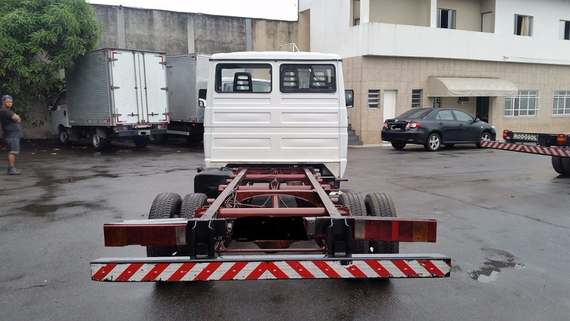 iveco 4912 03 chassis