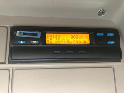 iveco 560 hi-way 6x4 ano 2013/14 automático 800s56tz = mb