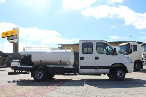 iveco 70c16 11/12 tanque pipa = f 4000 cargo 816 815