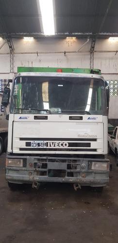 iveco compactador de residuos impecableeee !!!!