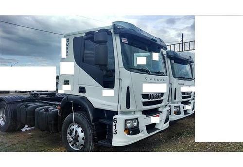 iveco cursor 330 4x2 leito para primeiro caminhão libera 50%