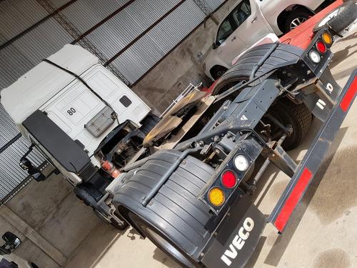 iveco cursor 330 tractor 2012