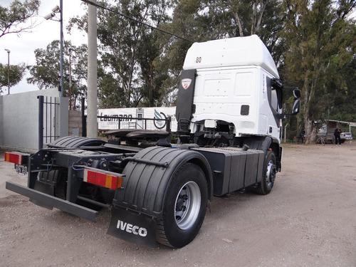 iveco cursor 330 tractor anticipo+financiacion