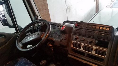 iveco cursor tractor 2011