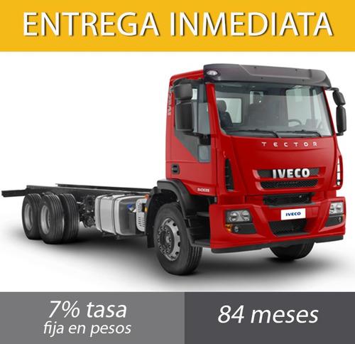 iveco daily 170 e 28 4815 mll por $204.150 y saldo en cuotas