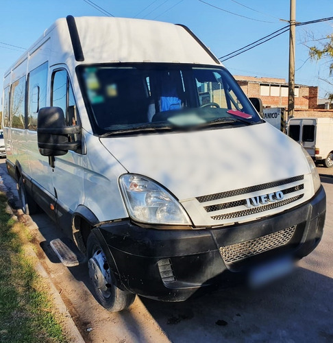 iveco daily 19+1 2016