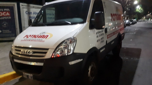 iveco daily 2014 primer dueño 8,3 cubik un furgon camion