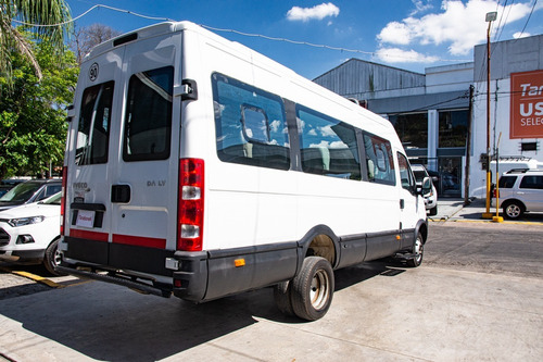 iveco daily 2016 3.0 city bus 155cv 3950 19+1 taraborelli