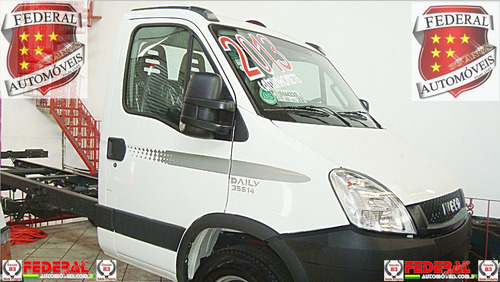 iveco daily 2018 0km- 35s14- no chassi