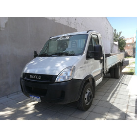 Iveco Daily 3.0 Chasis Cd Hd 6+1 70c17 (4350) 2018