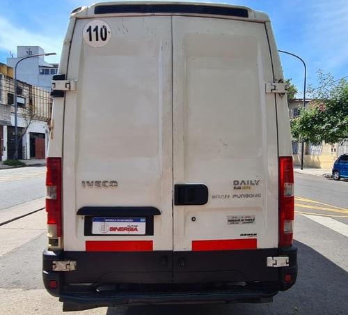 iveco daily 3.0 furgon 55c16 h2 155cv 15.6m3 3950 2008