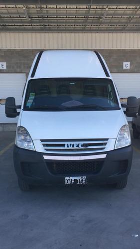 iveco daily 3.0 furgon 55c16 h3 155cv 17.2m3 3950 2014