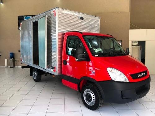 iveco daily 30s13  0km baú carroceria refrigerado
