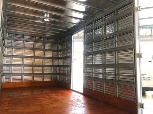 iveco daily 30s13  2020 baú carroceria refrigerado