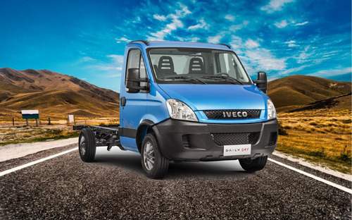 iveco daily 30s13 chassi