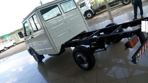 iveco daily 3510 2005/2006 caminhonete cabine dupla